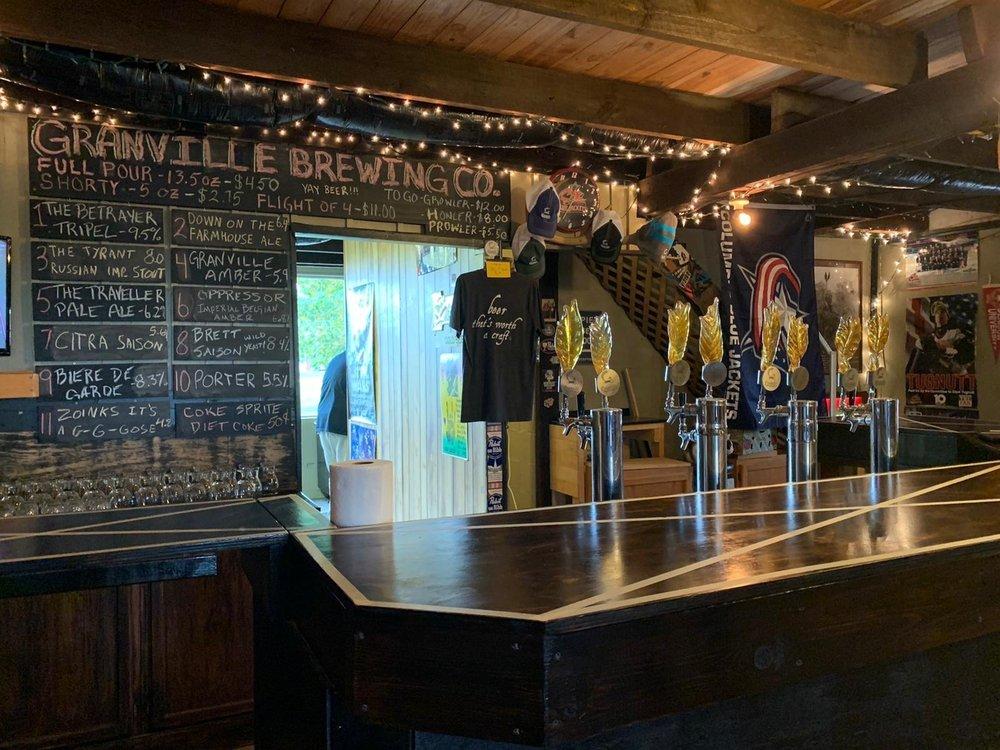 Granville Brewing Company: 5371 Columbus Rd, Granville, OH