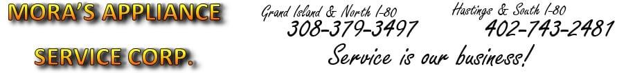 Mora Appliance Service: Grand Island, NE