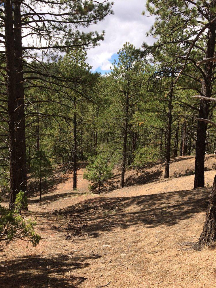 Atalaya Trail: Santa Fe, NM