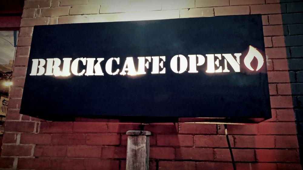 Brick Street Cafe: 104 S 2nd St, Okemah, OK
