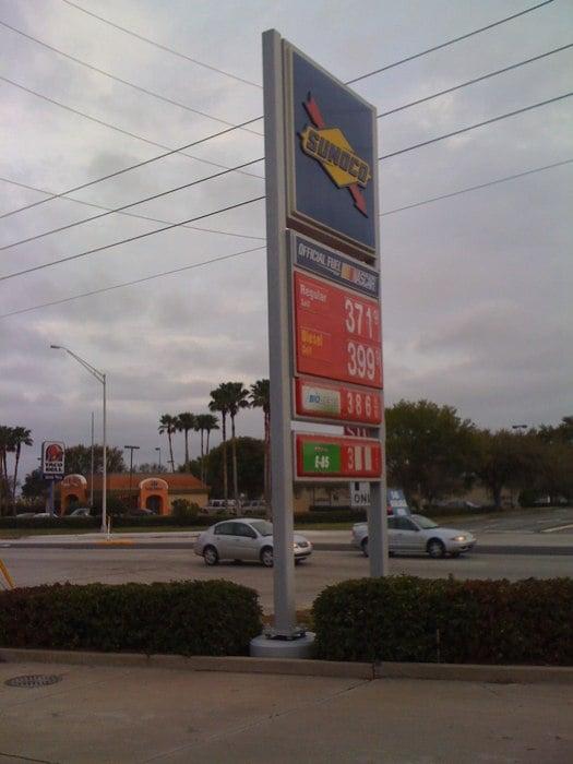 Sunoco: 1349 State Road 60 E, Lake Wales, FL
