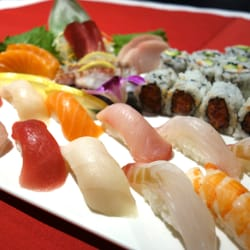 Photo Of Yume Anese Chinese Cuisine Schaumburg Il United States Sushi