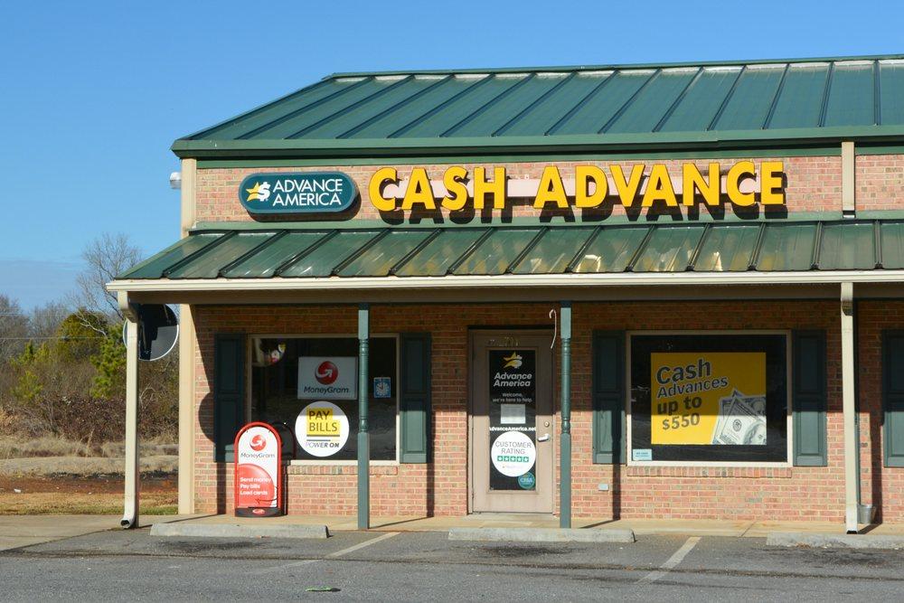 Advance America Cash Center: 711 Bethel St, Clover, SC