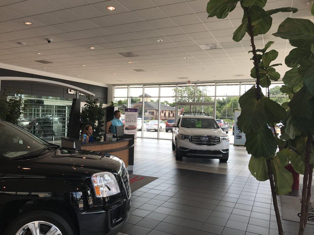 Photos For Thompson Buick GMC Cadillac Yelp - Buick dealership raleigh
