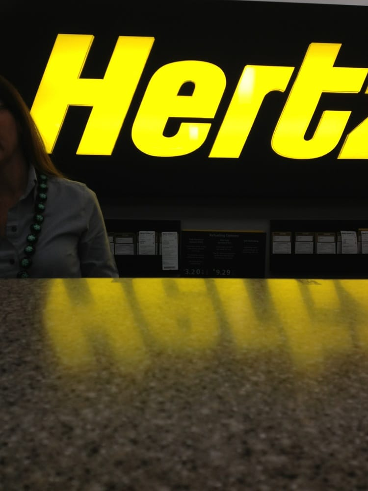 Hertz Rent A Car Pensacola Blvd