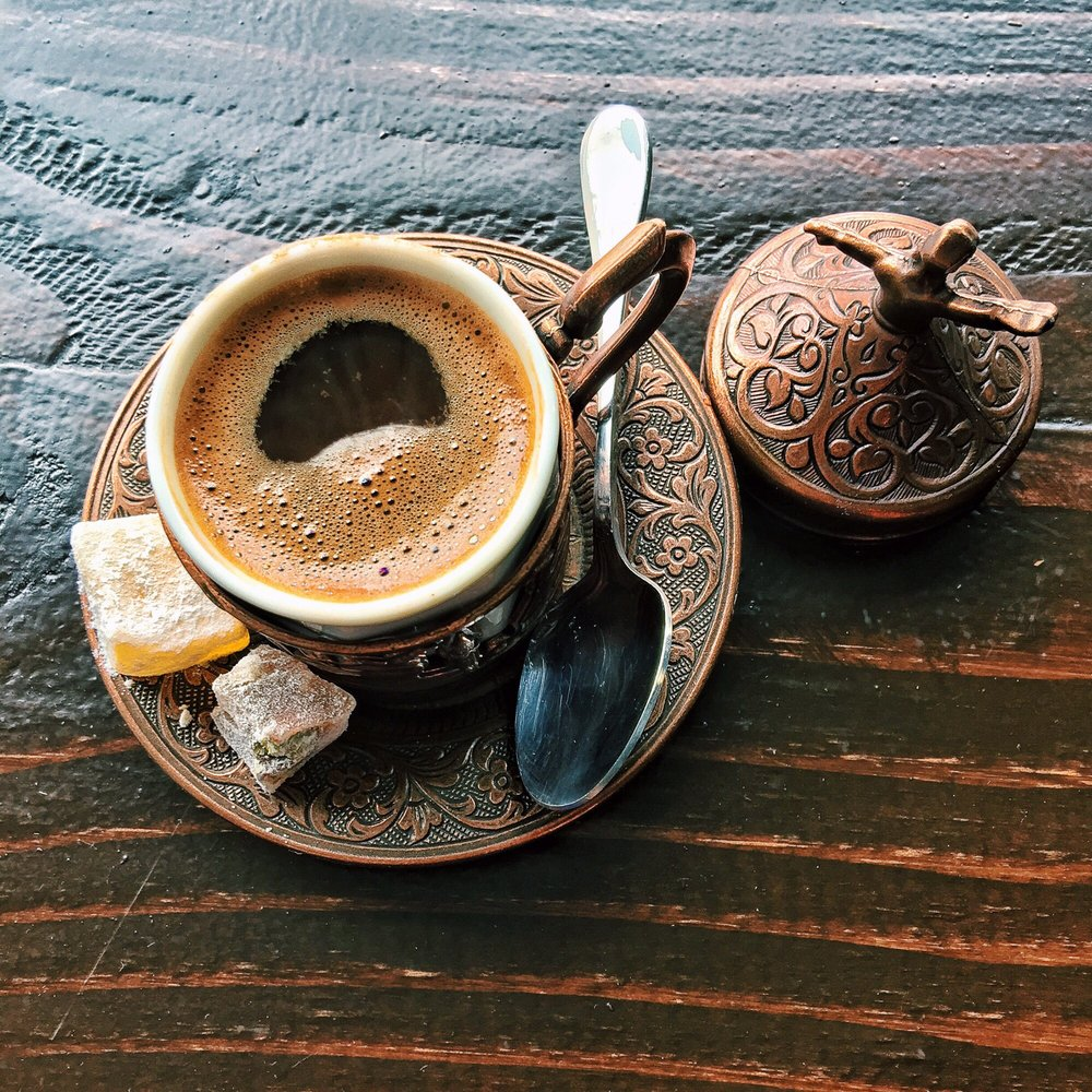 ผลการค้นหารูปภาพสำหรับ Turkish Delight coffee