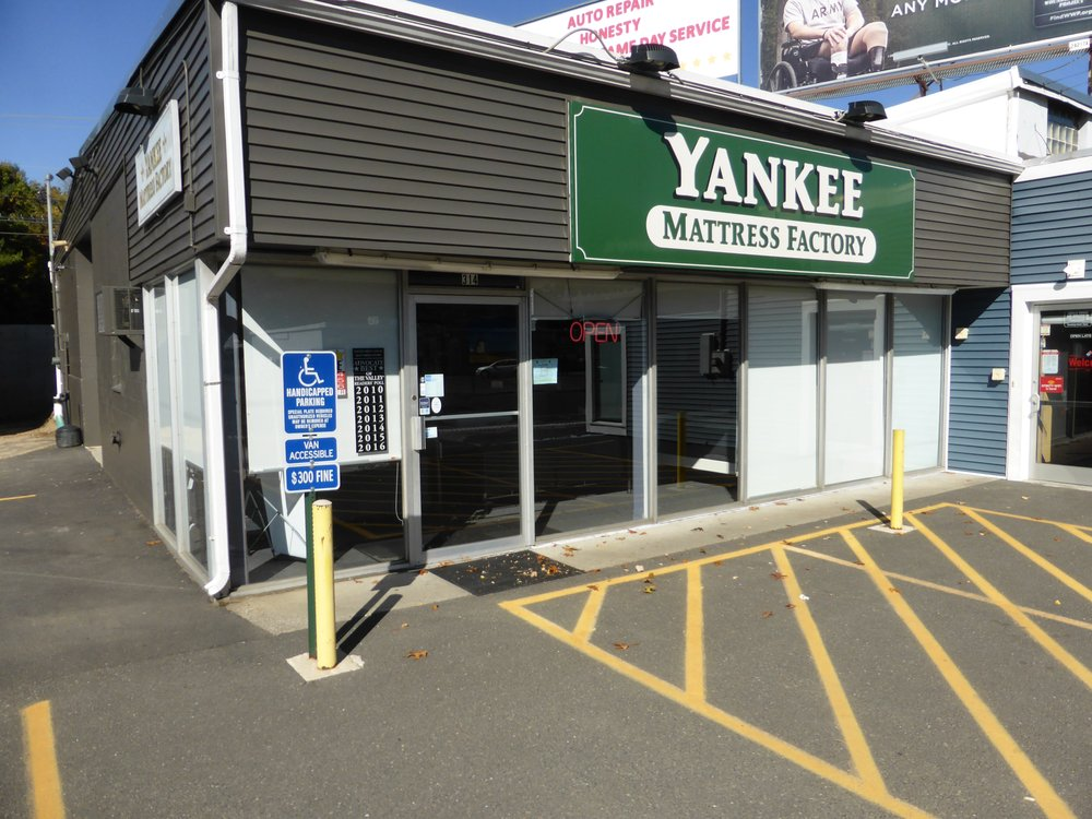 Yankee Mattress Factory Mattresses 314 Springfield St Agawam Ma Phone Number