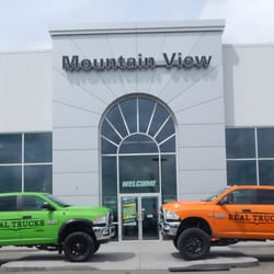 Mountain View Dodge >> Mountain View Dodge Chrysler Jeep Ram Car Dealers 32580