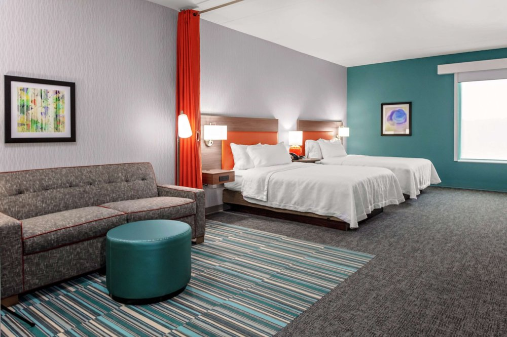 Home2 Suites by Hilton Salisbury: 1300 Jake Alexander Blvd S, Salisbury, NC