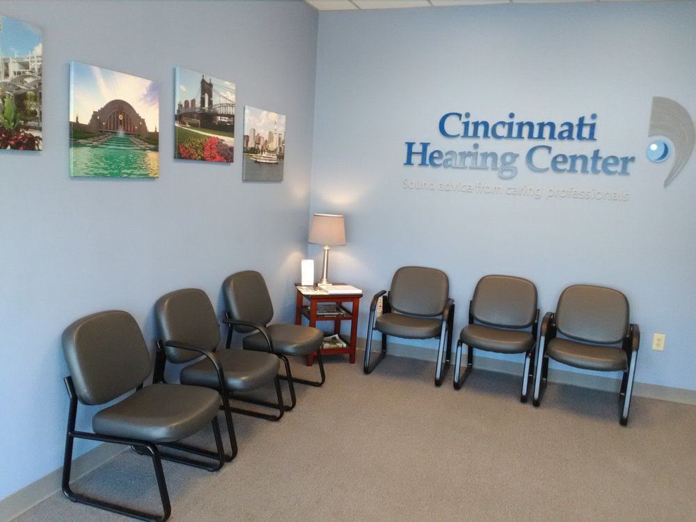 Cincinnati Hearing Center: 6570 Glenway Ave, Cincinnati, OH