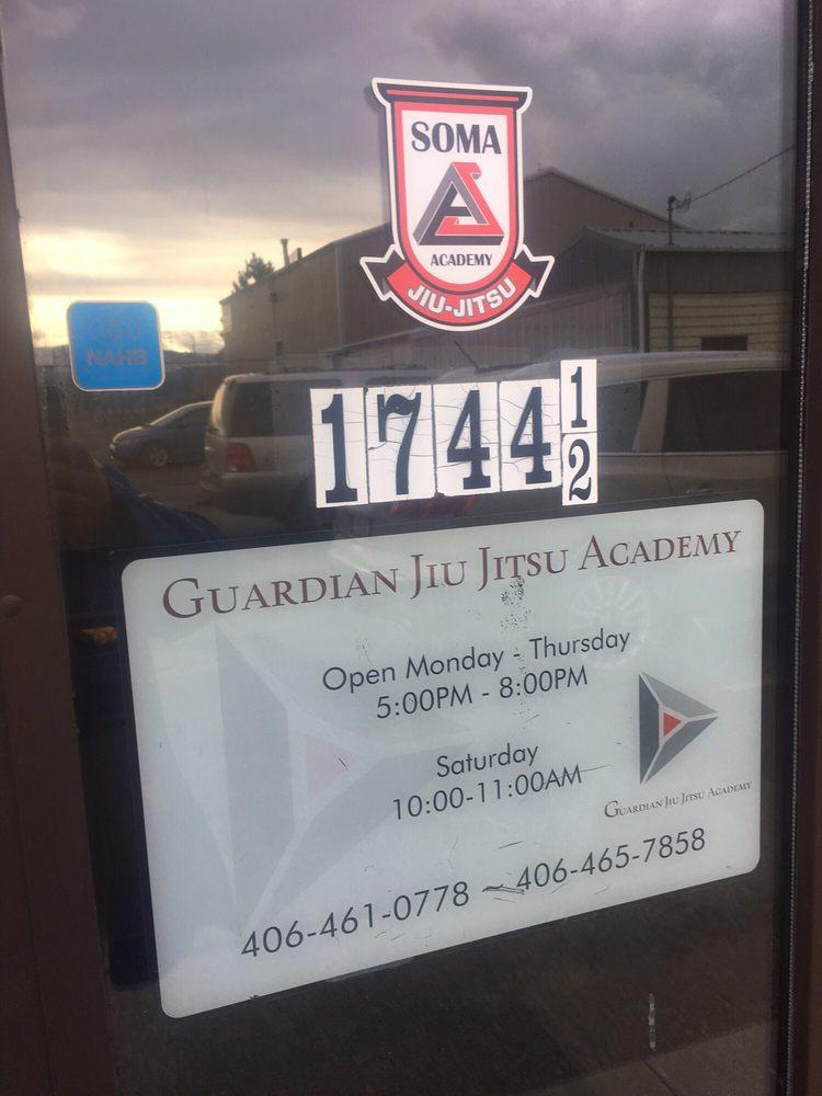 Guardian Jiu Jitsu Academy
