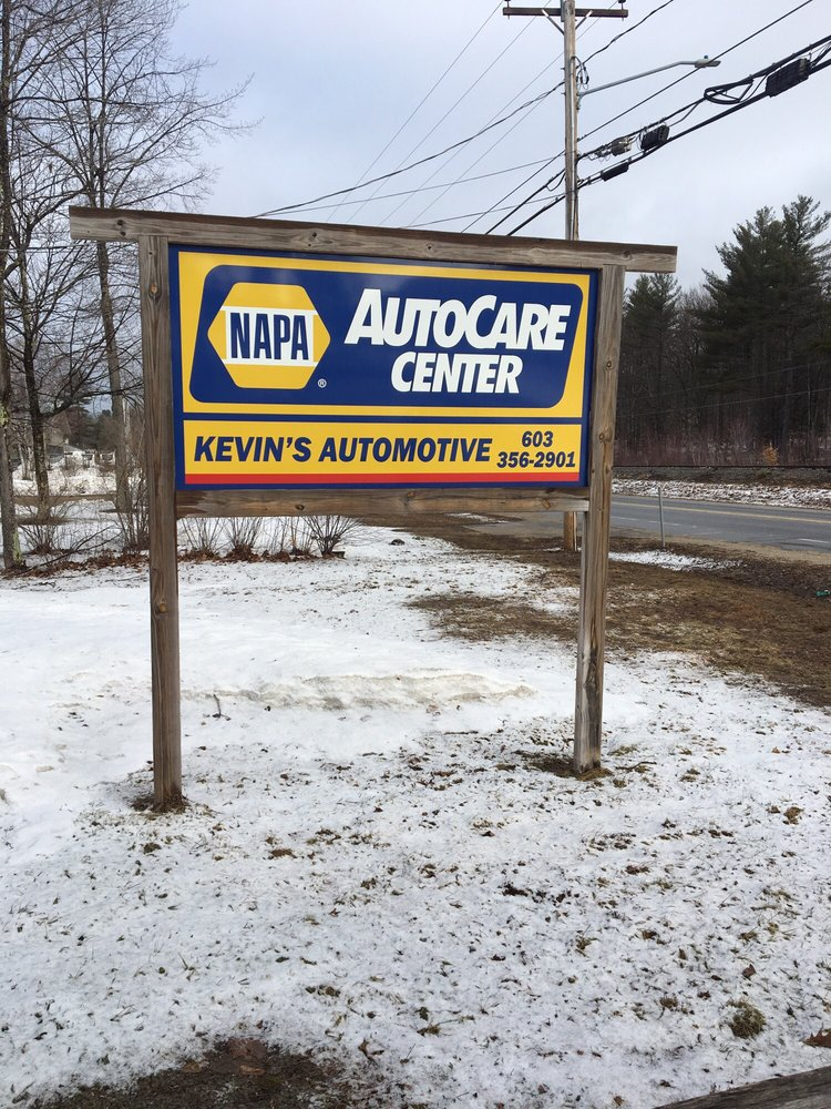 Kevin's Automotive-  AutoCare Center: 696 Eastman Rd, Conway, NH