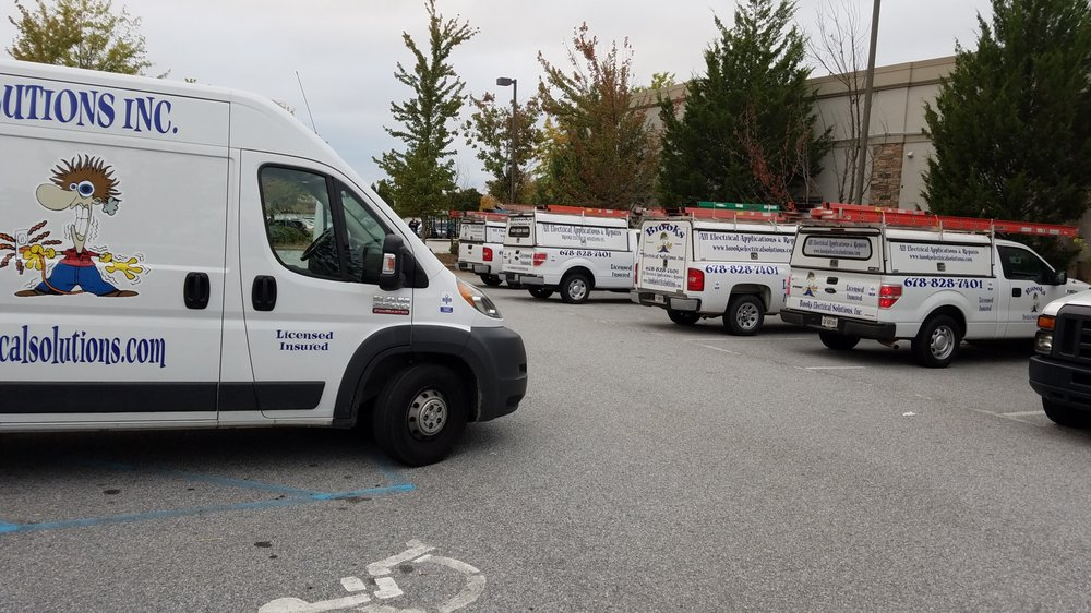 Brooks Electrical Solutions: 6718 Carriage Walk Ln, Flowery Branch, GA