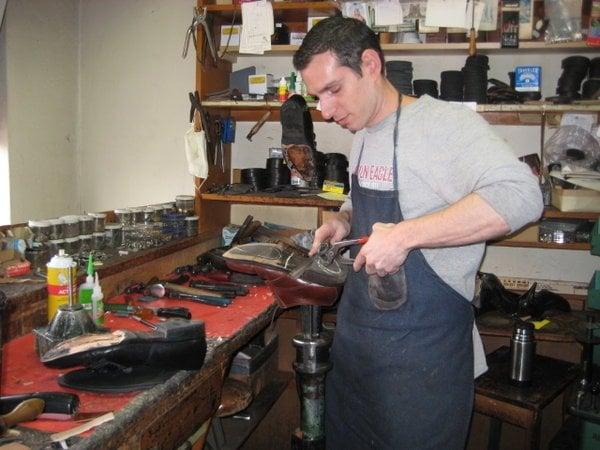 Park Ave Shoe Repair: 509 Park Ave, Scotch Plains, NJ