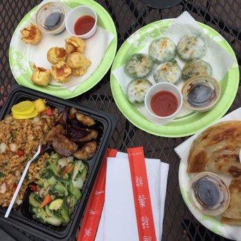 Cafe  Chinese Restaurant Charlottesville Menu