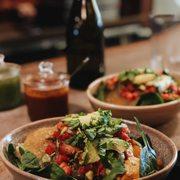 Mushroom Mushroom Taco Photo of Gracias Madre - San Francisco, CA, United  States. Bowl Dos (