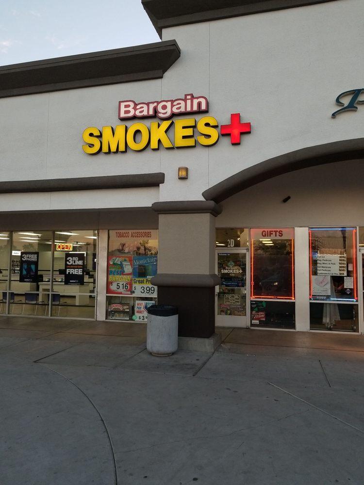 Bargain Smokes