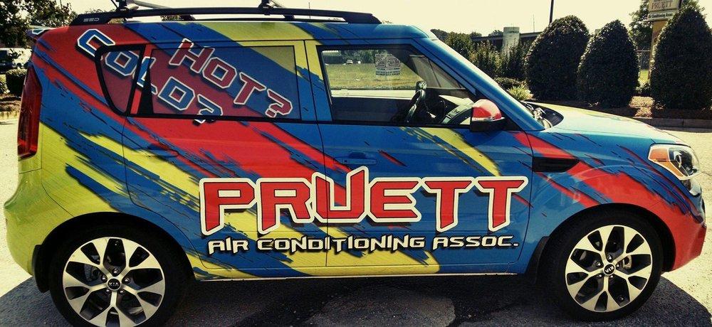 Pruett Air Conditioning: 422 Legion Dr, Eastman, GA