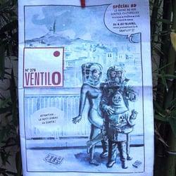 Journal ventilo print media 28 rue arago la conception marseille franc - Le journal de marseille ...