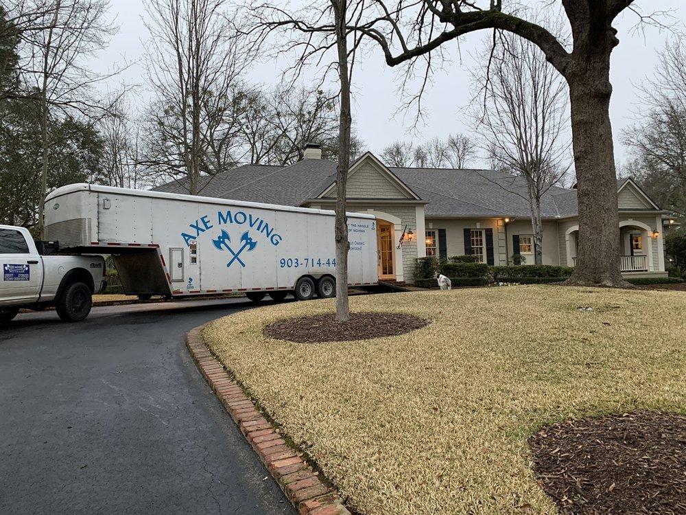 Axe Moving: Canton, TX