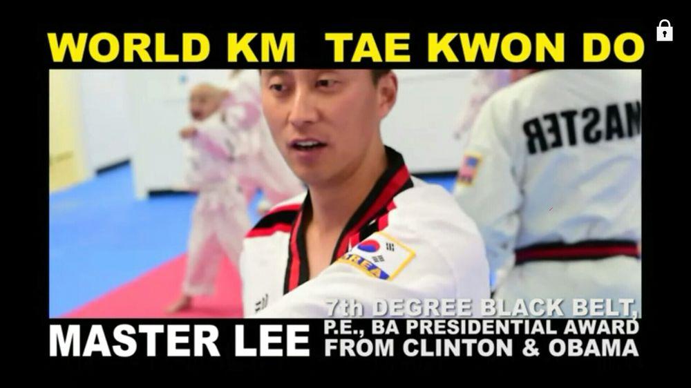 World KM Taekwondo: 2508 NW Sheridan Rd, Lawton, OK
