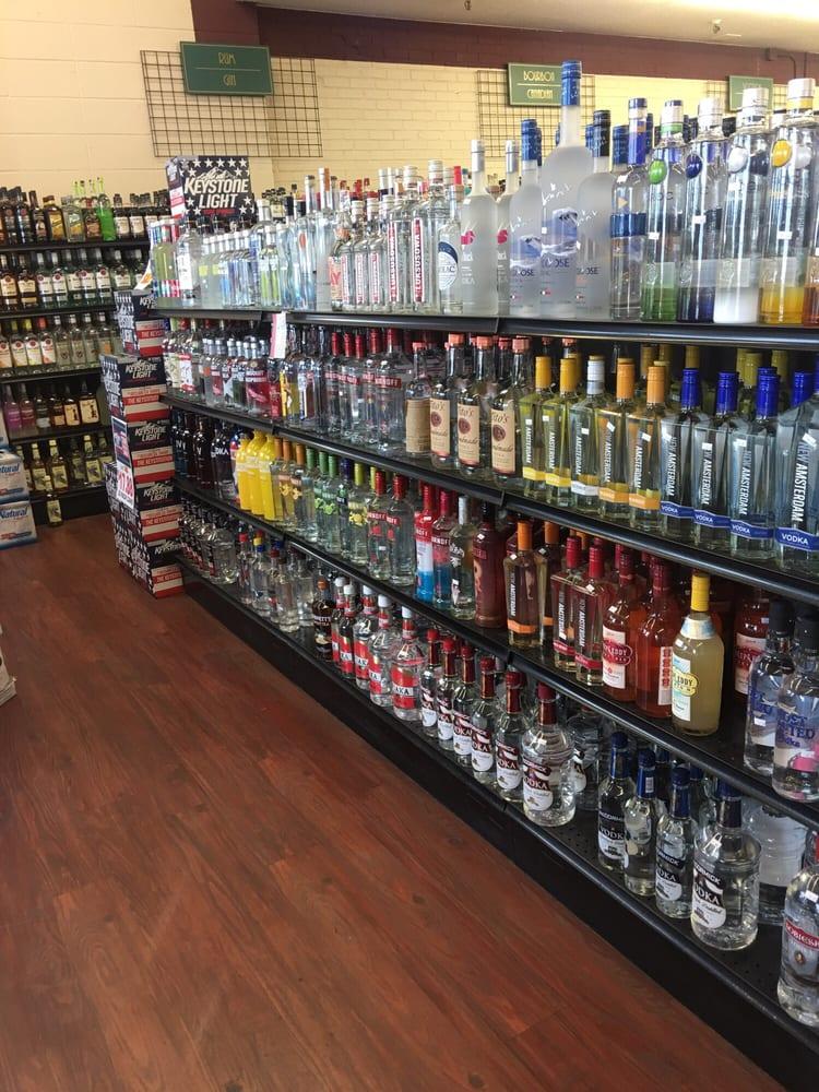 Alvin's Wines & Spirits