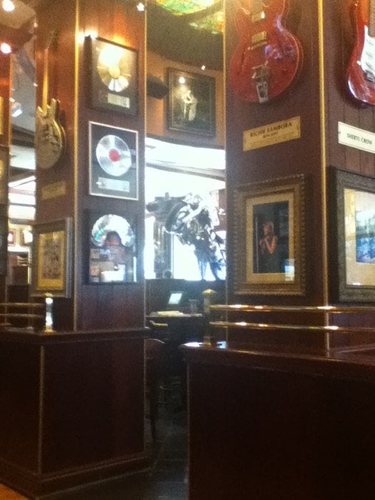 Hard Rock Cafe San Diego Address