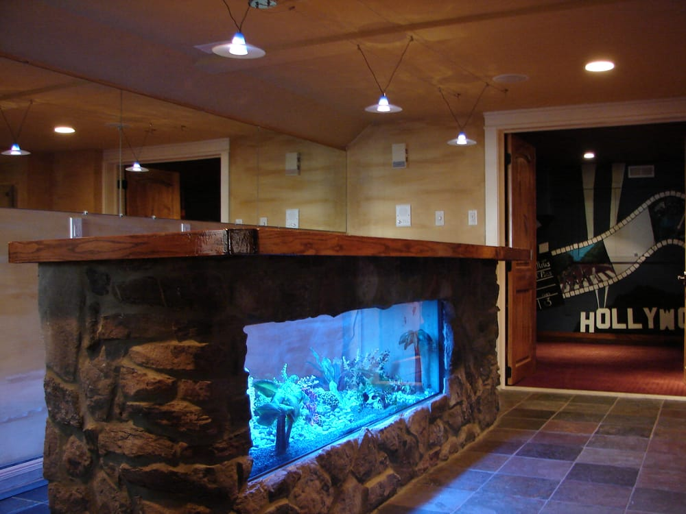 happystayz interior design fish tank bar yelp