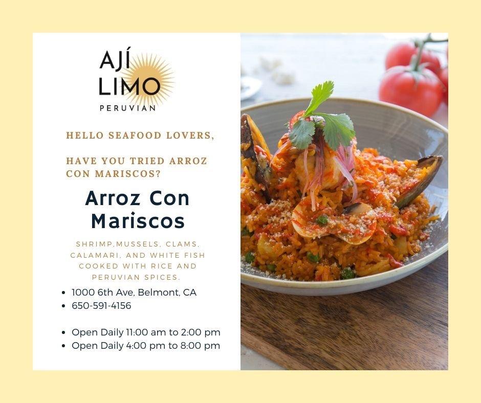 Food from Aji Limo Peruvian