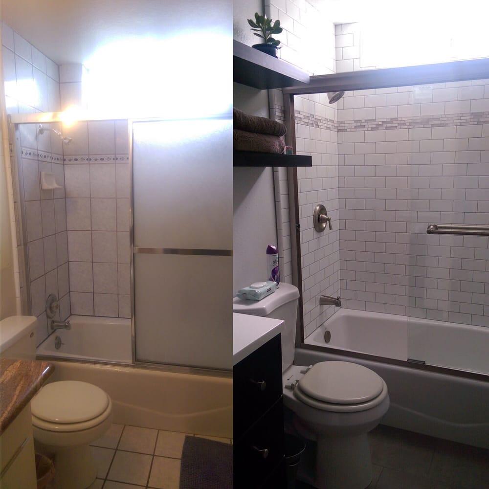 Guest bathroom remodel yelp for Bathroom remodel yelp