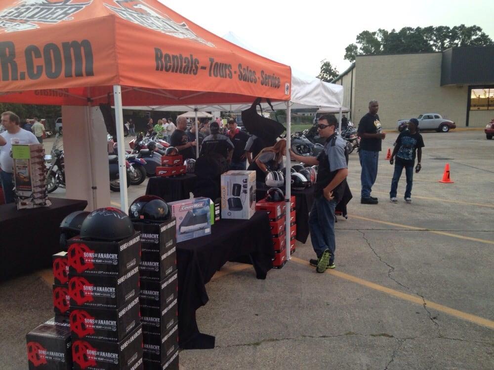 EagleRider Motorcycle Service