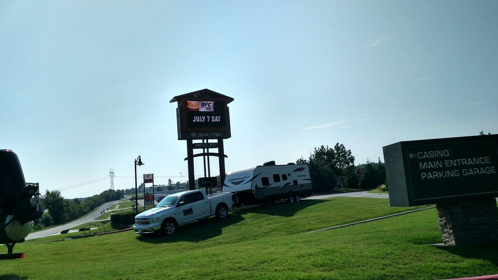Choctaw Casino Hotel - Pocola: 3400 Choctaw Rd, Pocola, OK