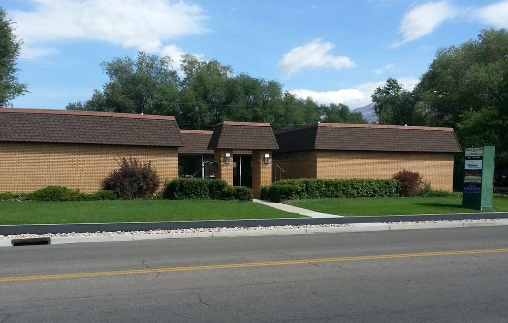 Utah Chiropractic and Rehab: 321 E 300th N, American Fork, UT