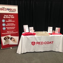Red Coat Services is The Bed Bug Answer! - Pest Control - 5317
