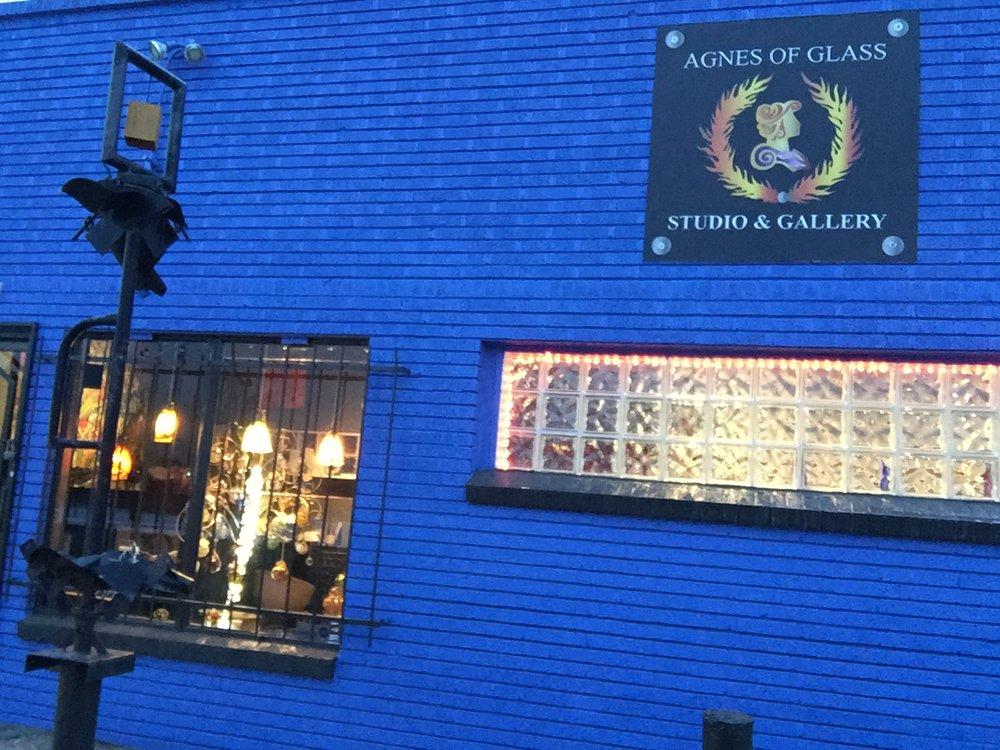 Agnes of Glass Studio Gallery