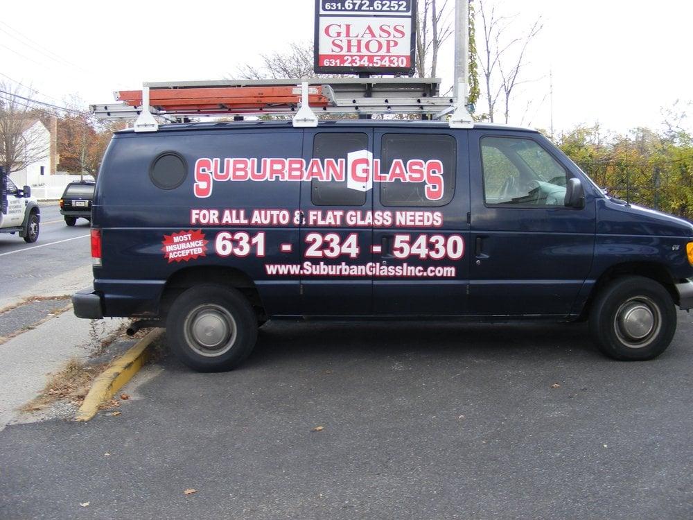 Suburban Glass: 84 W Suffolk Ave, Central Islip, NY