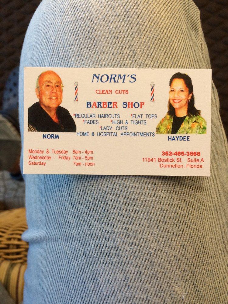 Clean Cuts: 11941 Bostick St, Dunnellon, FL