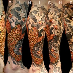 Paris tattoos 297 photos 17 reviews tattoo 1820 s for Tattoos in charlotte nc