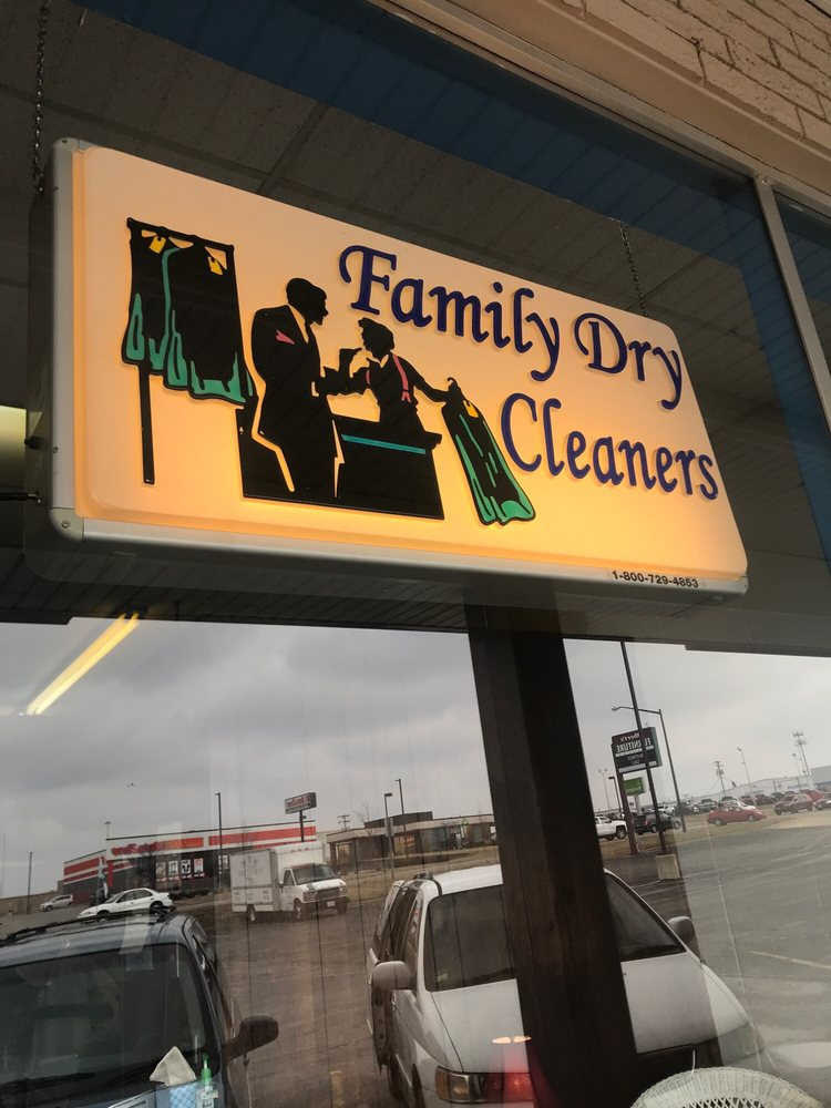 Family Dry Cleaners