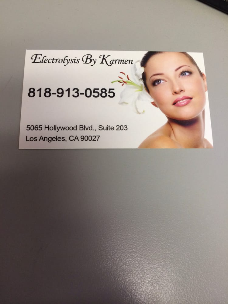 Electrolysis in los angeles - Sidelines maumee