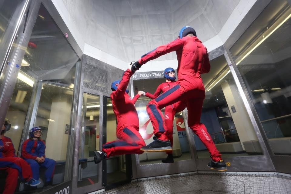 iFLY Indoor Skydiving - Tampa: 10654 Palm River Rd, Tampa, FL