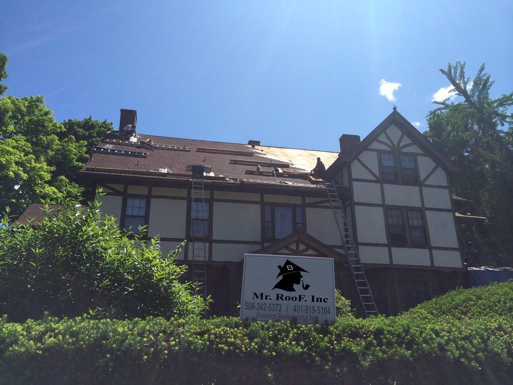 Mr.Roof: 829 Newport St, Attleboro, MA