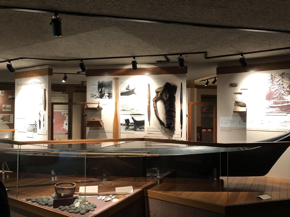 Lewis and Clark National Historical  Parks: 92343 Fort Clatsop Rd, Astoria, OR