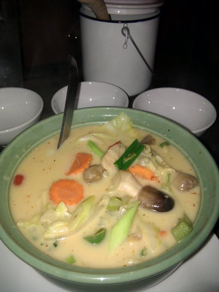 Sophia S Thai Kitchen Lunch Menu