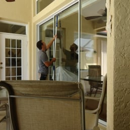 Sunshine window cleaning 15 photos window cleaners for Sliding glass doors venice fl