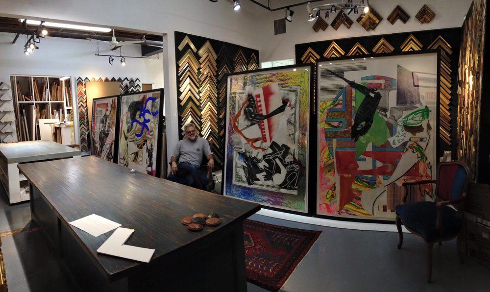 Stephen Johnson - Framing - 1608 S Dixie Hwy, West Palm Beach, FL ...