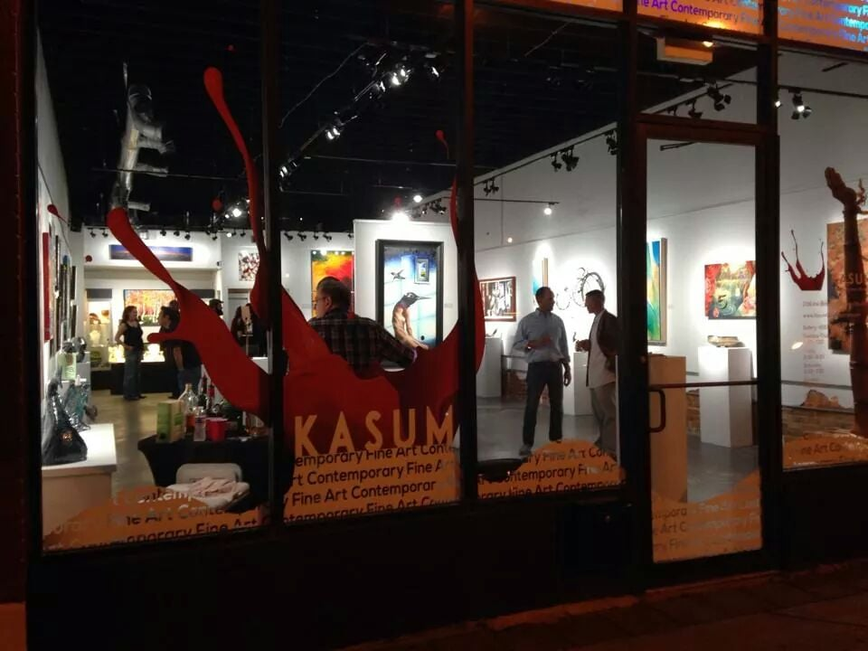 Kasum Contemporary Fine Art