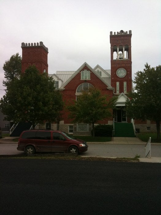 Friends Church: 110 E Pennsylvania, Amboy, IN