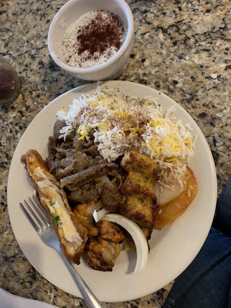 Sahara Restaurant: 5441 Alpha Rd, Dallas, TX