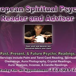 Psychic Reader Chicago Esp Closed Psychics 2260 N Lincoln Ave Park Il Phone Number Yelp